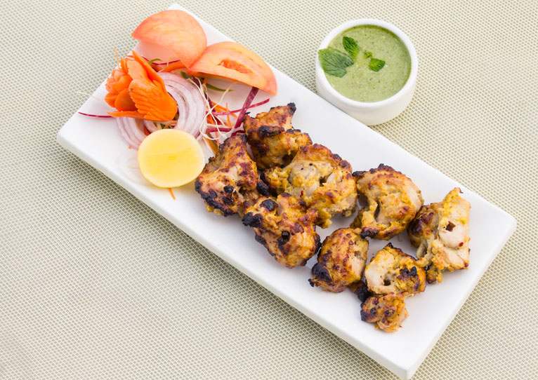 Mughal's dining at Paddington London Hotel