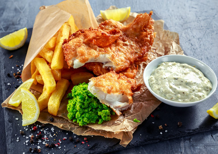 Sussex Fish Bar at Paddington London Hotel