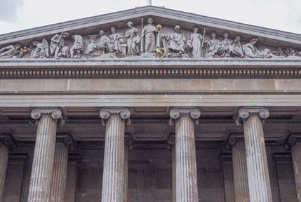 The British Museum at Paddington London Hotel